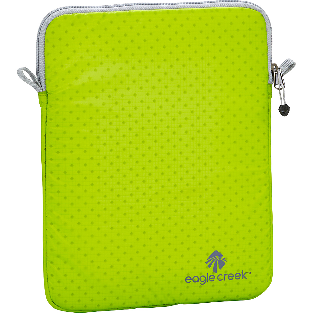 Eagle Creek Pack-It Specter Tablet Sleeve Strobe Green - Eagle Creek Electronic Cases