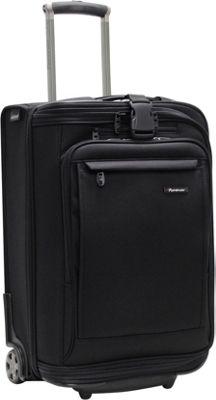 Pathfinder Plus Carry On Garment Bag Black - Pathfinder Softside Carry-On