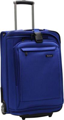 Pathfinder Plus Carry On Garment Bag Blue - Pathfinder Softside Carry-On