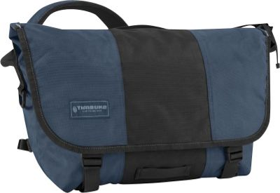 Timbuk2 Classic Messenger - M Dusk Blue/Black - Timbuk2 Messenger Bags