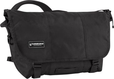 Timbuk2 Classic Messenger - M Black - Timbuk2 Messenger Bags