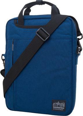 Manhattan Portage Commuter Jr. 13 inch Laptop Bag Navy - Manhattan Portage Other Men's Bags