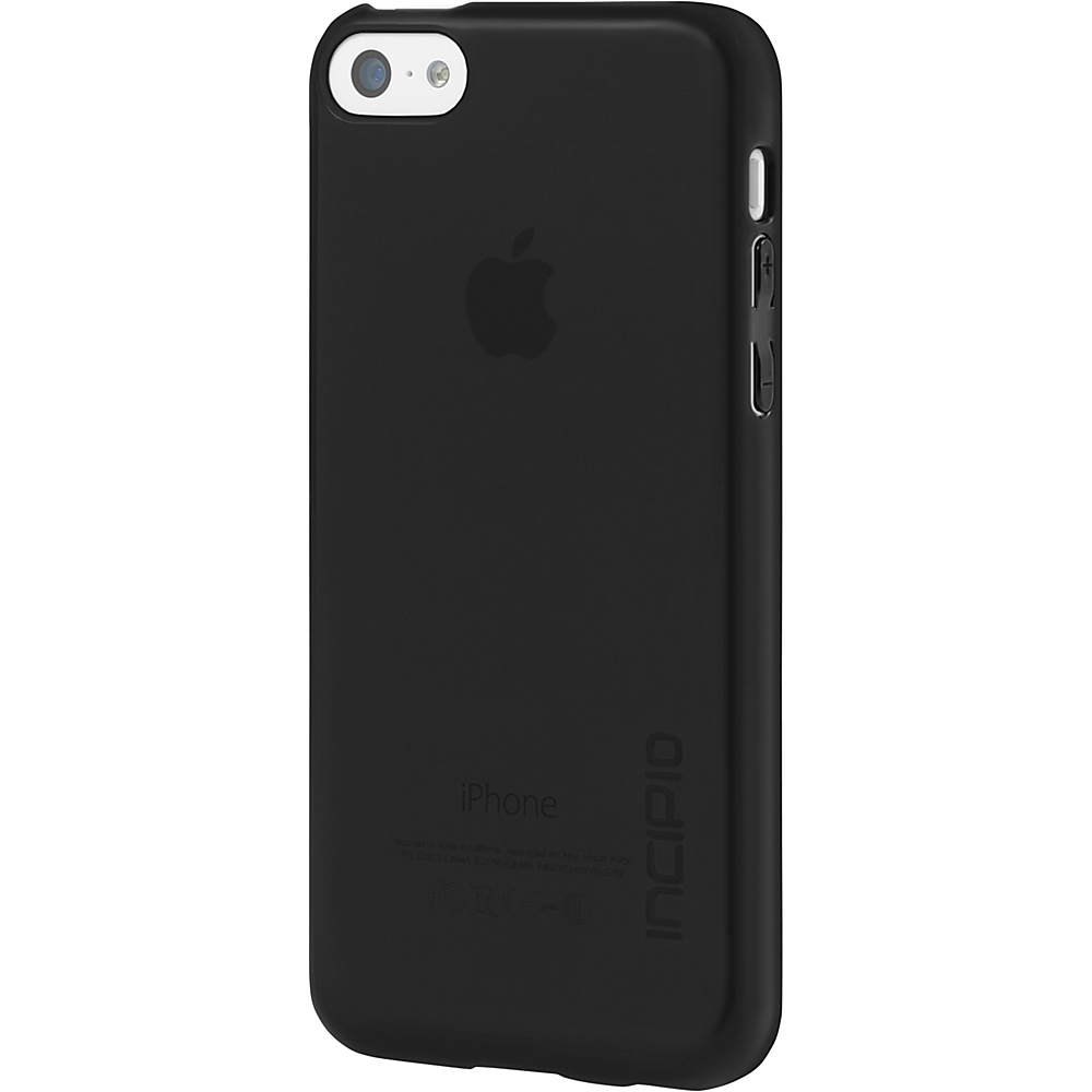 Incipio Feather Clear for iPhone 5C Clear Black - Incipio Electronic Cases - Technology, Electronic Cases