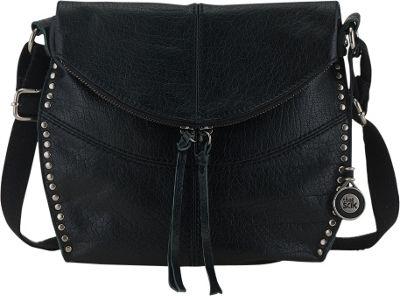 The Sak Silverlake Crossbody Bag Black - The Sak Leather Handbags