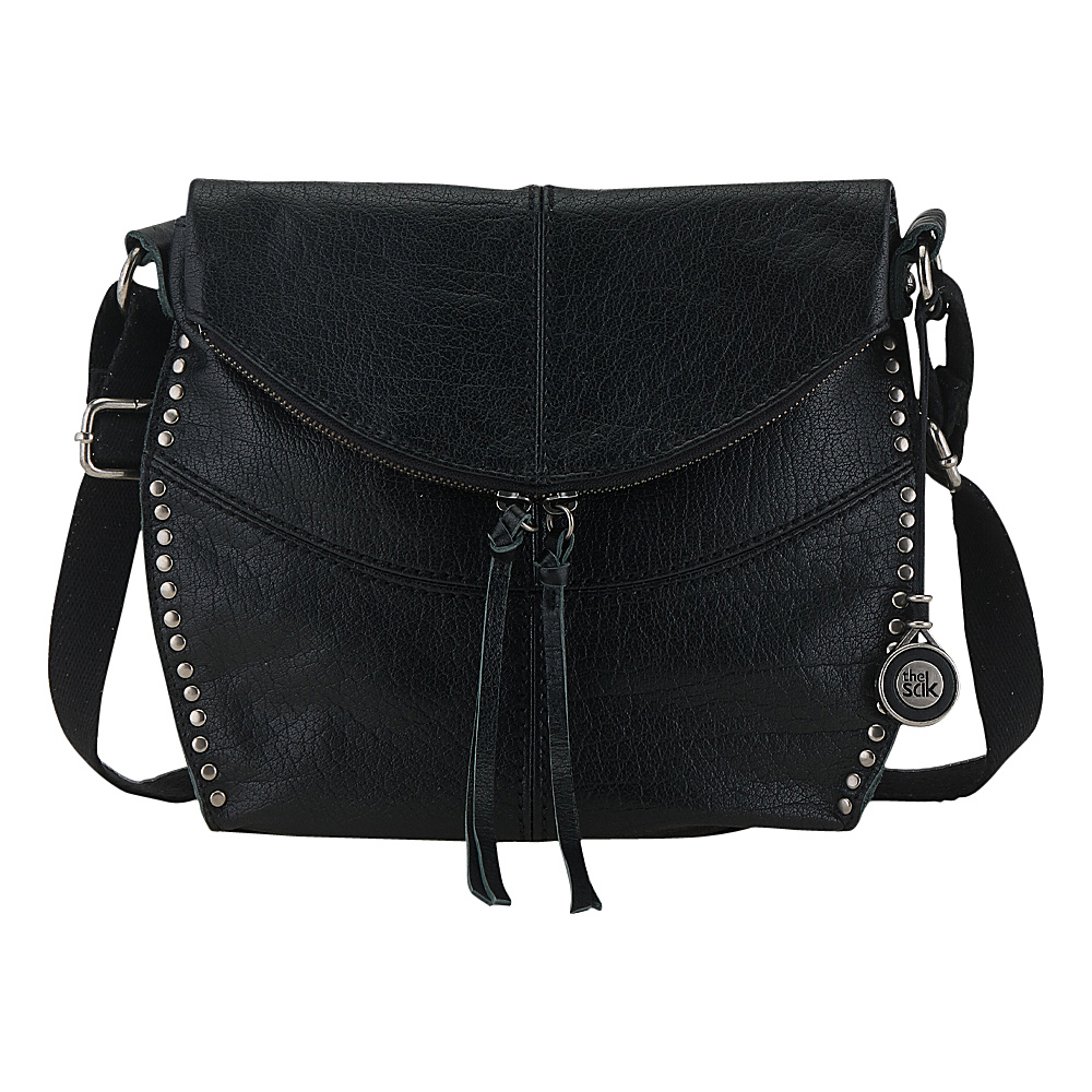 The Sak Silverlake Crossbody Bag Black The Sak Leather Handbags