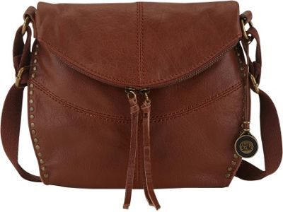 The Sak Silverlake Crossbody Bag Tobacco - The Sak Leather Handbags
