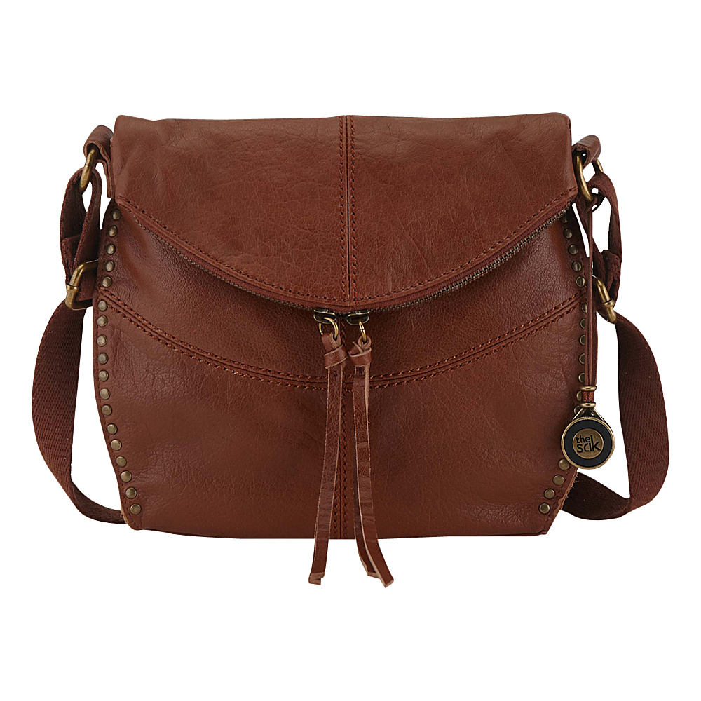 The Sak Silverlake Crossbody Bag Tobacco The Sak Leather Handbags