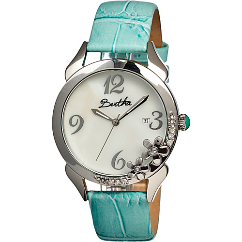Bertha Watches Daisy Blue - Bertha Watches Watches