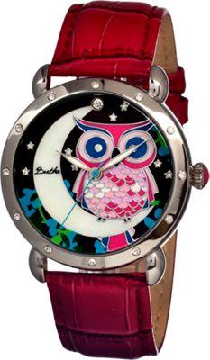 Bertha Watches Ashley Watch Red - Bertha Watches Watches