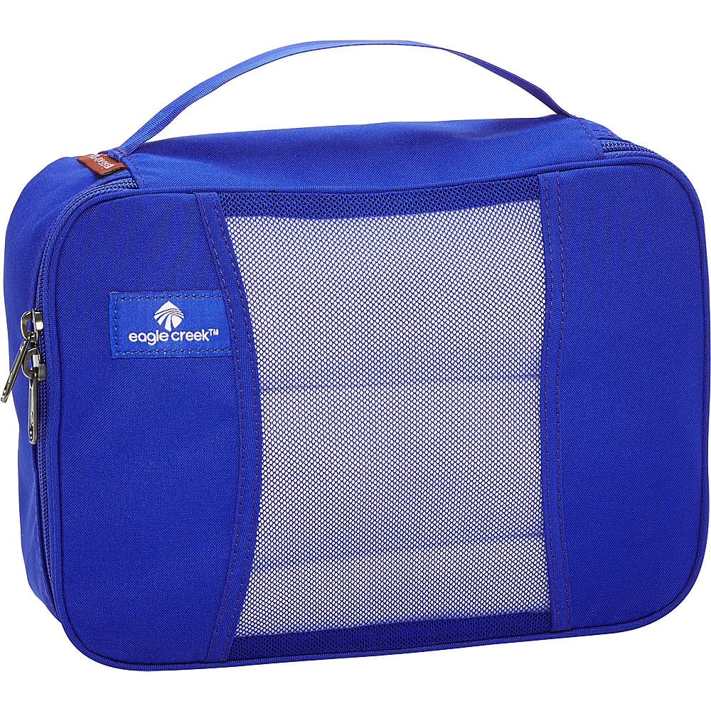 Eagle Creek Pack-It Half Cube Blue Sea - Eagle Creek Travel Organizers - Travel Accessories, Travel Organizers