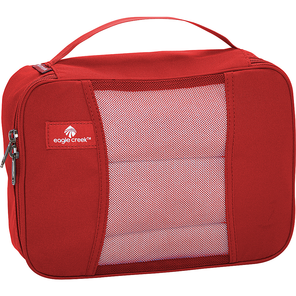 Eagle Creek Pack-It Half Cube Red Fire - Eagle Creek Travel Organizers - Travel Accessories, Travel Organizers