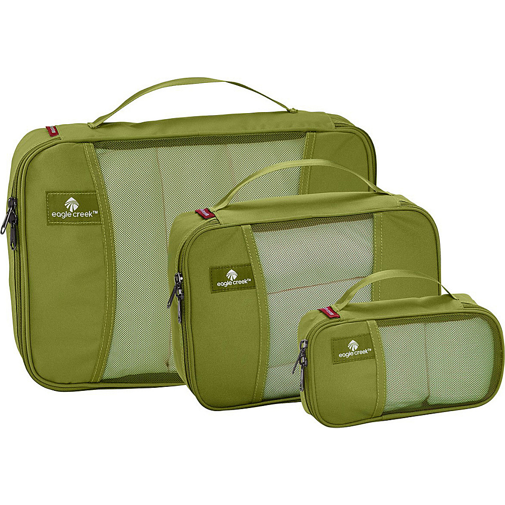 Eagle Creek Pack-It Cube Set Fern Green - Eagle Creek Travel Organizers - Travel Accessories, Travel Organizers