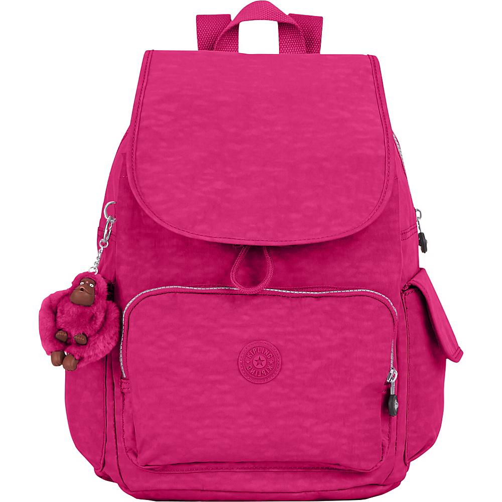 Kipling Ravier Backpack Very Berry Kipling Everyday Backpacks