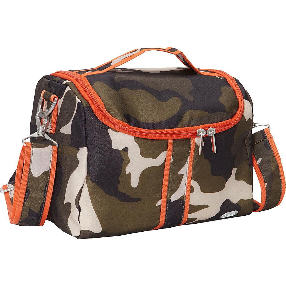 Lug Tackle Box Lunch Tote Camo Olive - Lug Travel Coolers