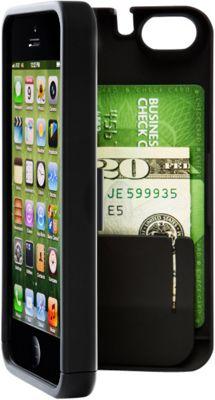 eyn case iPhone 5/5s/SE Wallet/Storage Case Black - eyn case Electronic Cases