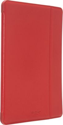 KNOMO London KNOMO London iPad Air Folio Scarlet - KNOMO London Electronic Cases