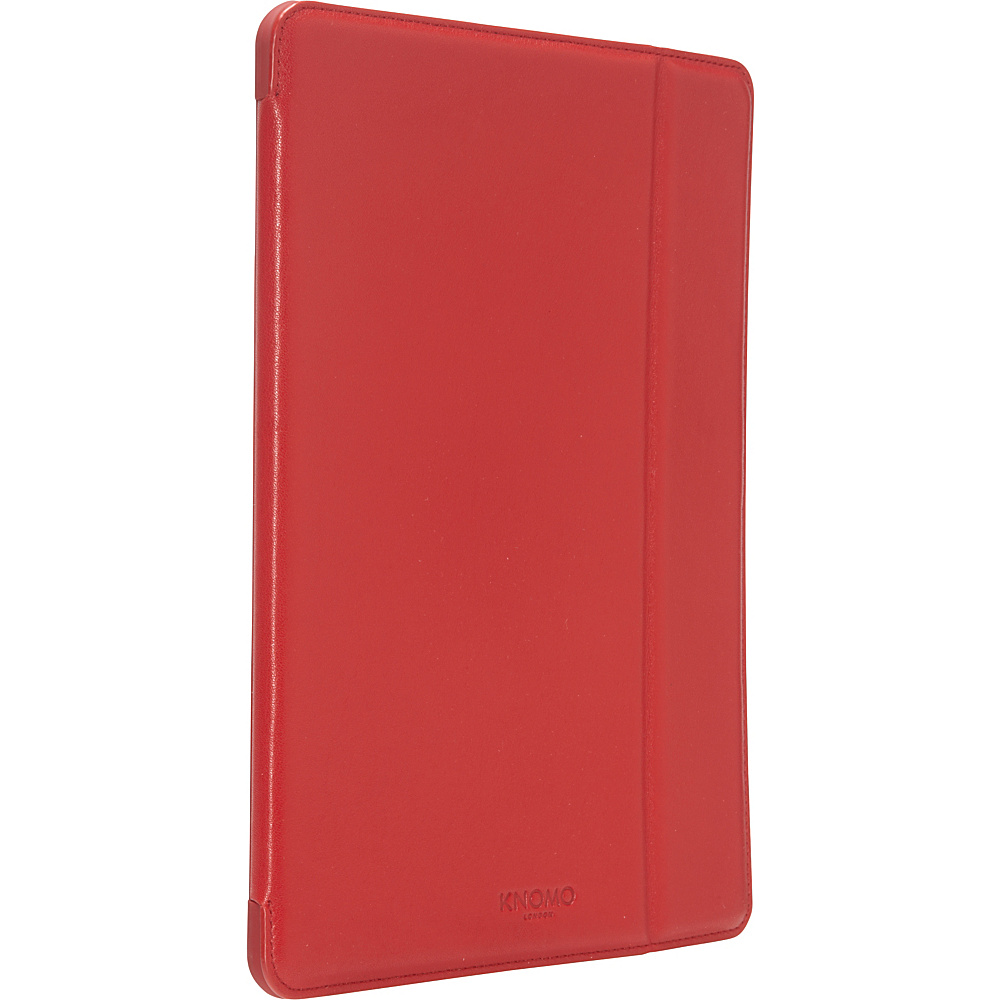 KNOMO London iPad Air Folio Scarlet KNOMO London Electronic Cases