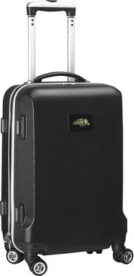 "Denco Sports Luggage NCAA 20"""" Domestic Carry-On Black North Dakota State University Bison - Denco Sports Luggage Hardside Carry-On"