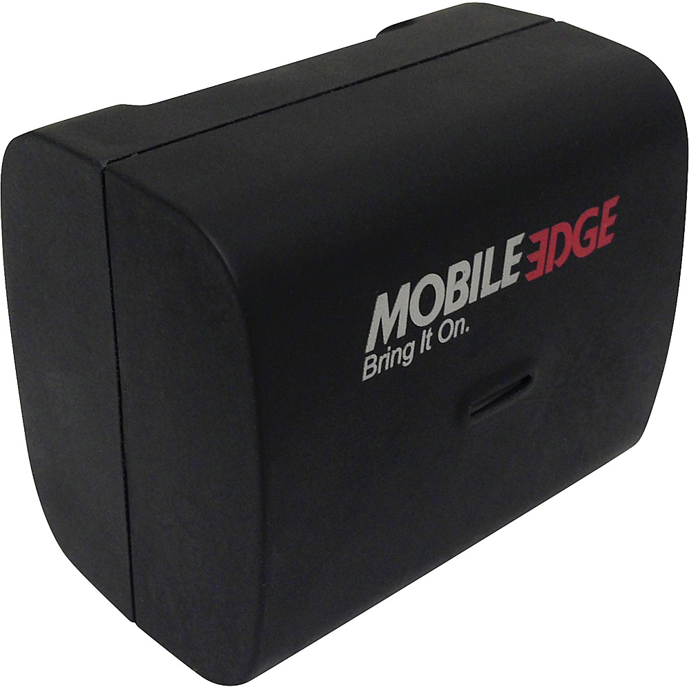 Mobile Edge Dual Power AC (Dual USB Ports Wall Charger) Black - Mobile Edge Portable Batteries & Chargers