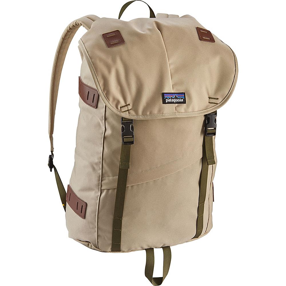 Patagonia Arbor Pack 26L El Cap Khaki - Patagonia Everyday Backpacks - Backpacks, Everyday Backpacks