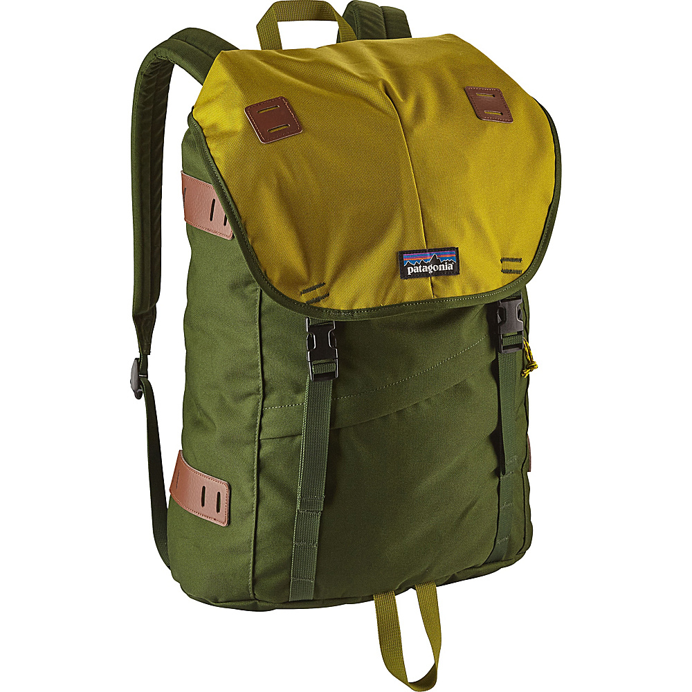 Patagonia Arbor Pack 26L Glades Green - Patagonia Everyday Backpacks - Backpacks, Everyday Backpacks