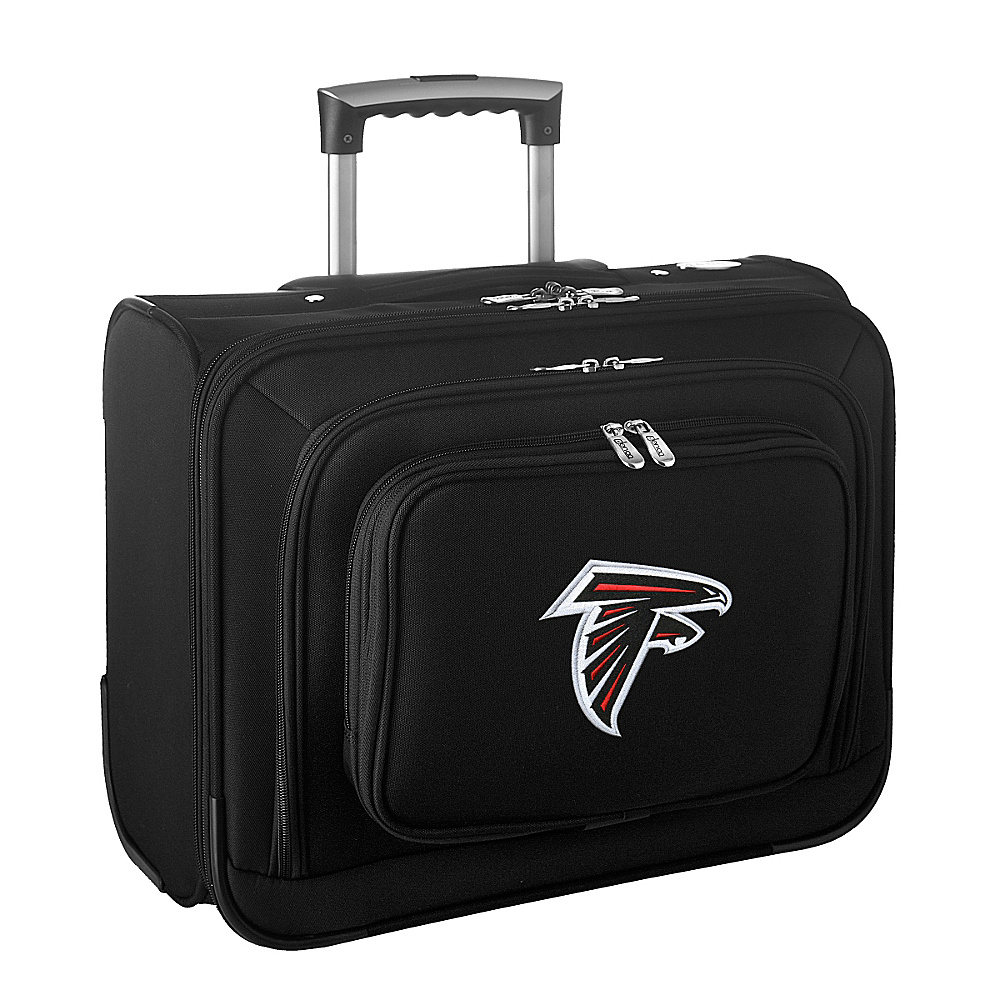 Denco Sports Luggage NFL 14 Laptop Overnighter Atlanta Falcons - Denco Sports Luggage Wheeled Business Cases - Work Bags & Briefcases, Wheeled Business Cases