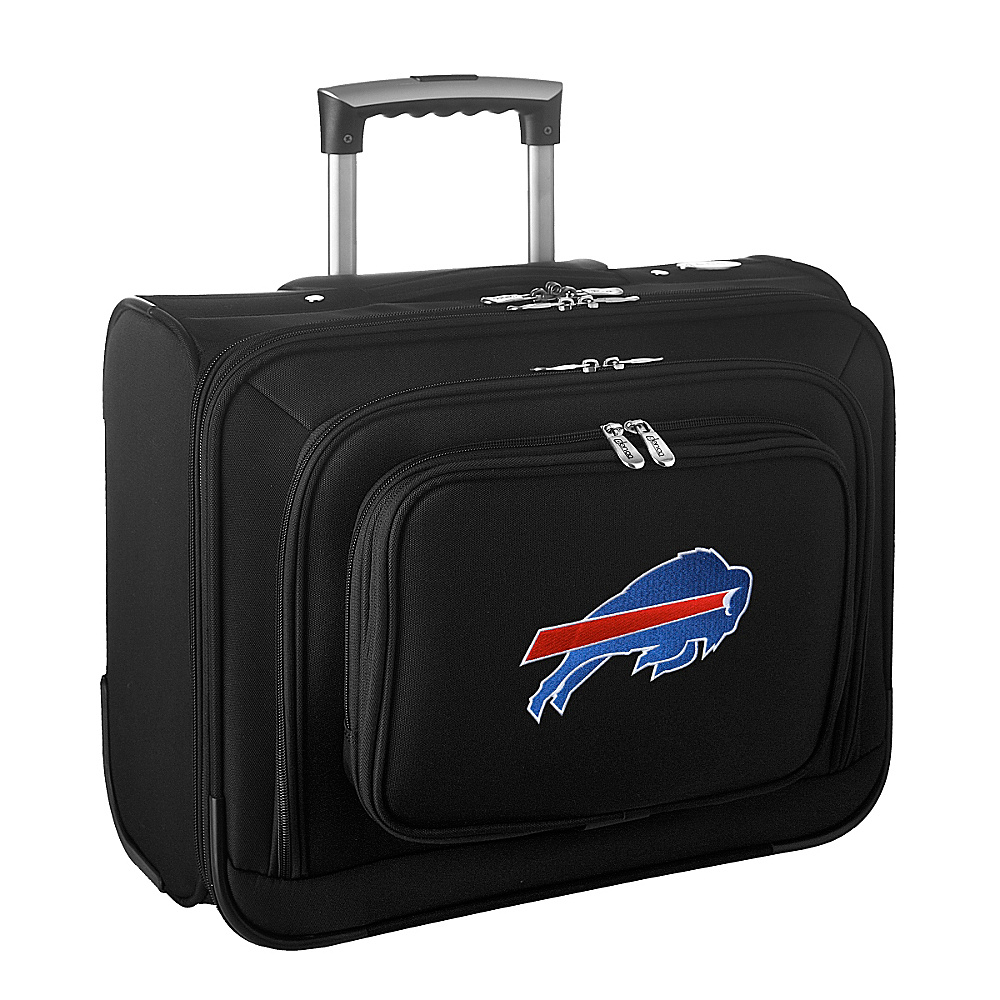 Denco Sports Luggage NFL 14 Laptop Overnighter Buffalo Bills - Denco Sports Luggage Wheeled Business Cases - Work Bags & Briefcases, Wheeled Business Cases