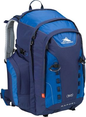 High Sierra Rappel 50 Hiking Backpack True Navy/Royal/True Navy - High Sierra Day Hiking Backpacks