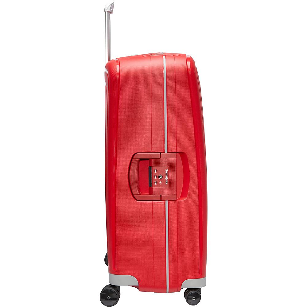 samsonite s 39 cure 28 hardside spinner luggage 3 colors hardside luggage new. Black Bedroom Furniture Sets. Home Design Ideas