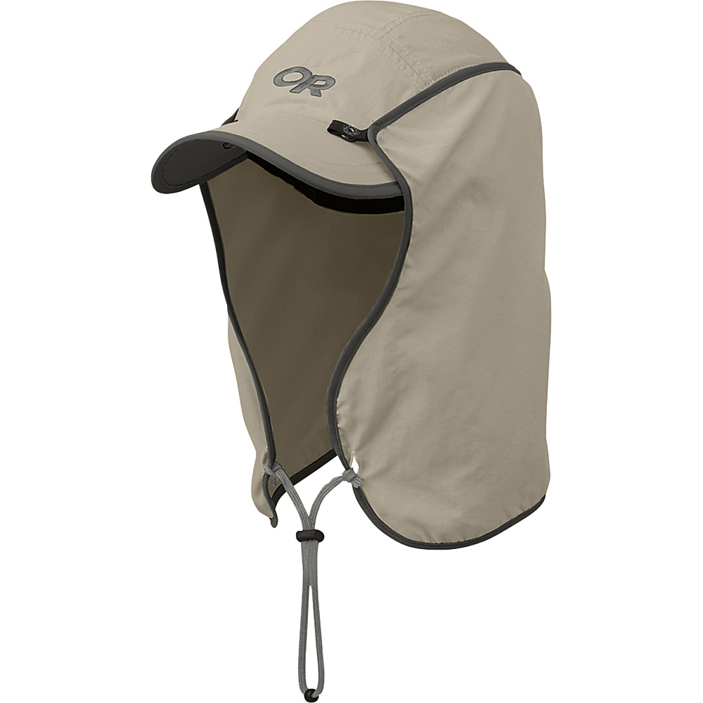 Outdoor Research Sun Runner Cap M - Khaki - Outdoor Research Hats/Gloves/Scarves - Fashion Accessories, Hats/Gloves/Scarves