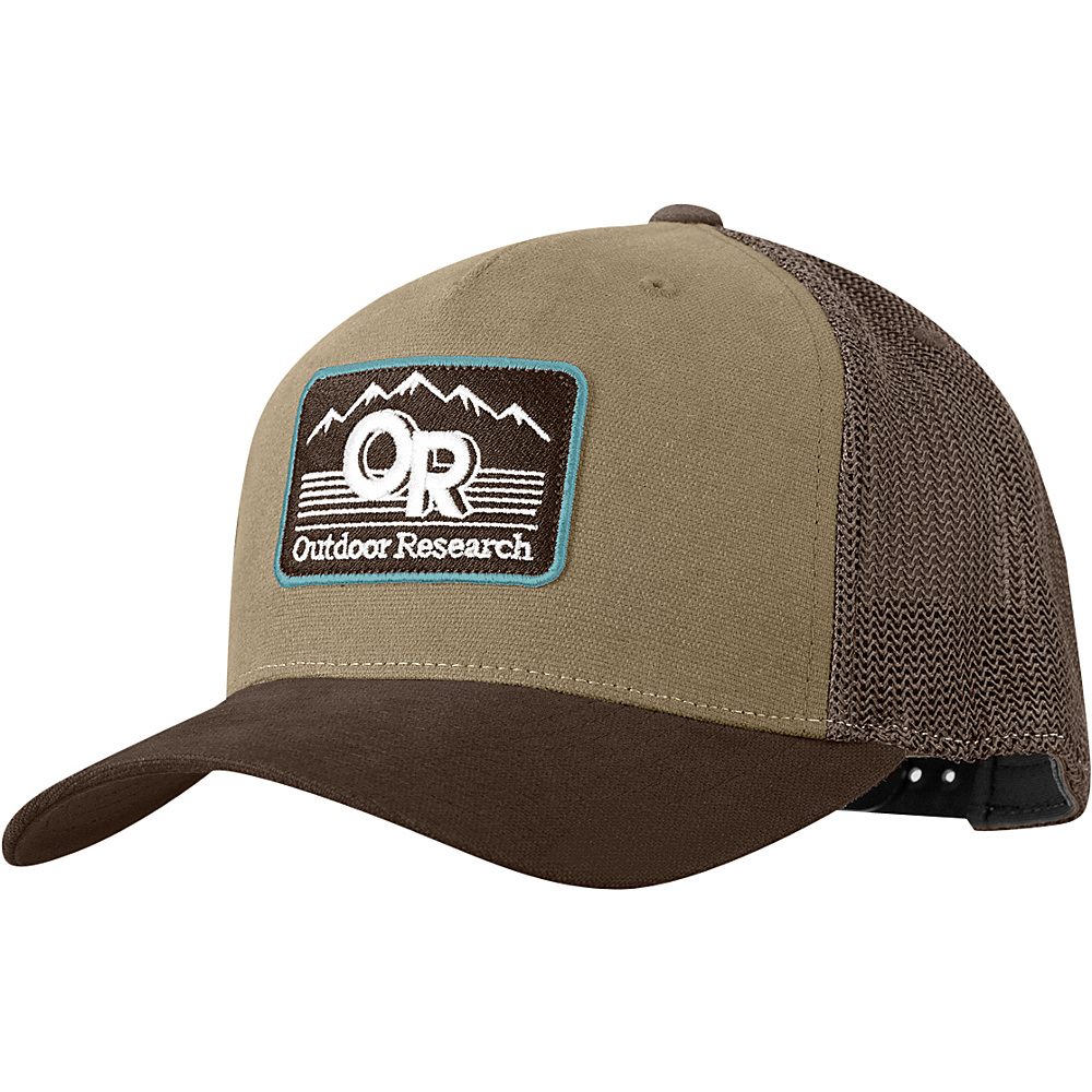 Outdoor Research Advocate Cap One Size - Cafe – L/XL - Outdoor Research Hats/Gloves/Scarves - Fashion Accessories, Hats/Gloves/Scarves