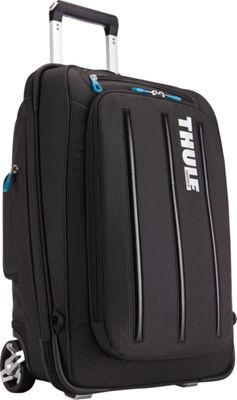 Thule Crossover 38 L Rolling Carry-On Black - Thule Softside Carry-On