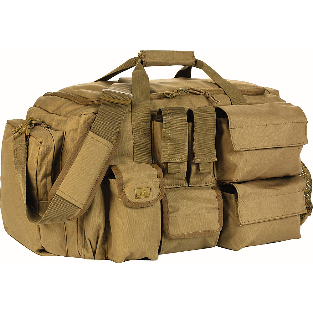Red Rock Outdoor Gear Operations Duffle Bag Coyote Tan Red Rock Outdoor Gear Outdoor Duffels