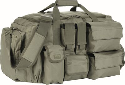 Red Rock Outdoor Gear Operations Duffle Bag Olive Drab - Red Rock Outdoor Gear Outdoor Duffels