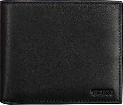Tumi Delta Global Center Flip ID Passcase Black - Tumi Men's Wallets