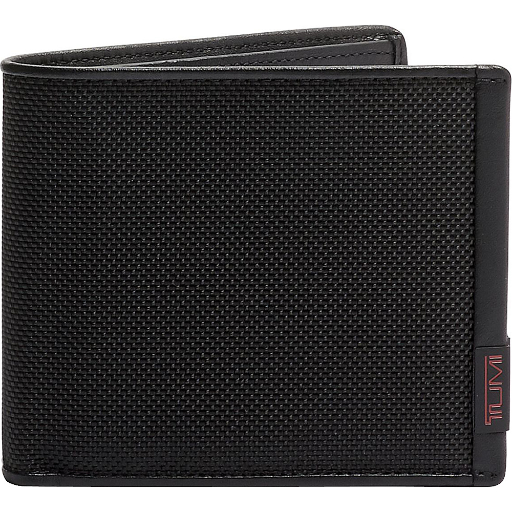 Tumi Alpha Global Center Flip ID Passcase Black - Tumi Mens Wallets - Work Bags & Briefcases, Men's Wallets