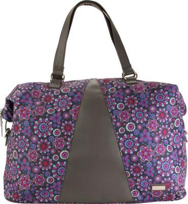 Hadaki Valeria's Duffle Fantasia - Hadaki Luggage Totes and Satchels