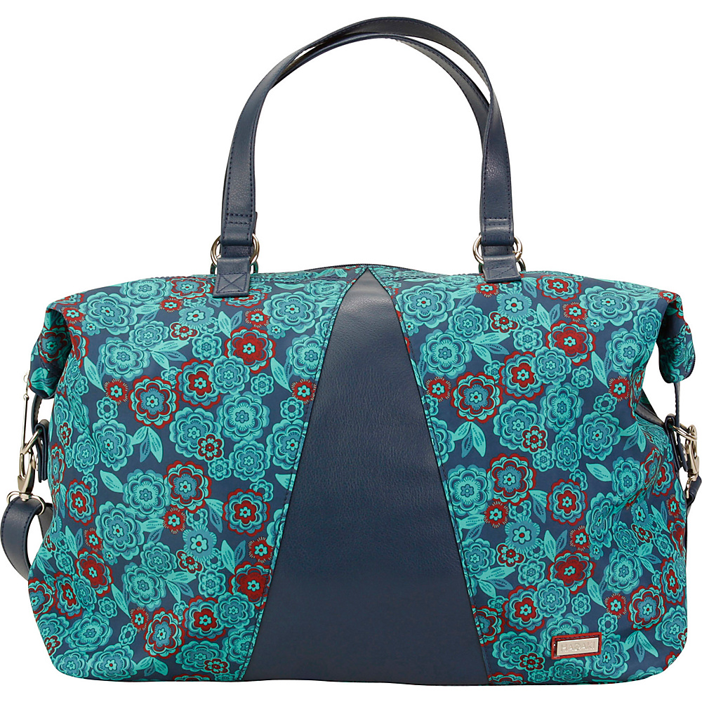 Hadaki Valerias Duffle Floral - Hadaki Luggage Totes and Satchels - Luggage, Luggage Totes and Satchels