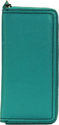 Hadaki Billfold Wallet Viridian Green - Hadaki Women's Wallets