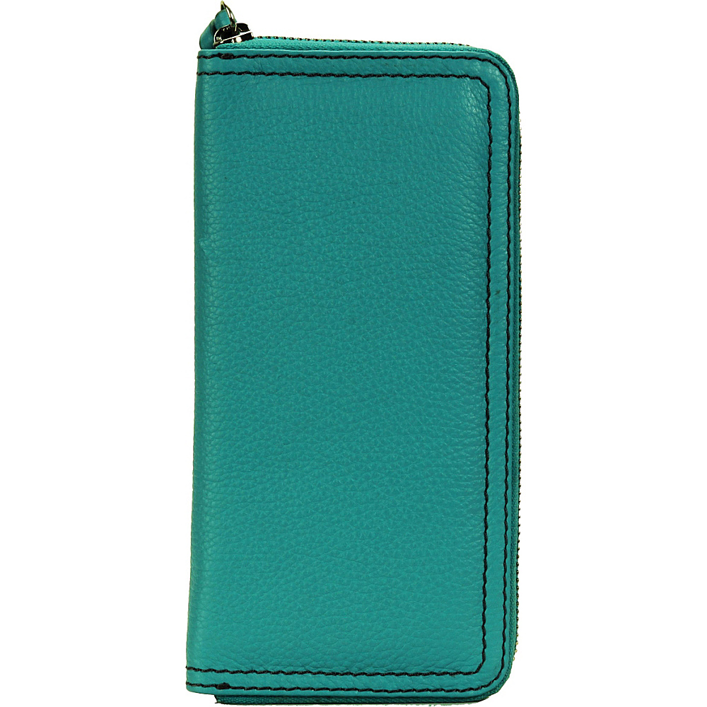 Hadaki Billfold Wallet Viridian Green - Hadaki Womens Wallets - Women's SLG, Women's Wallets