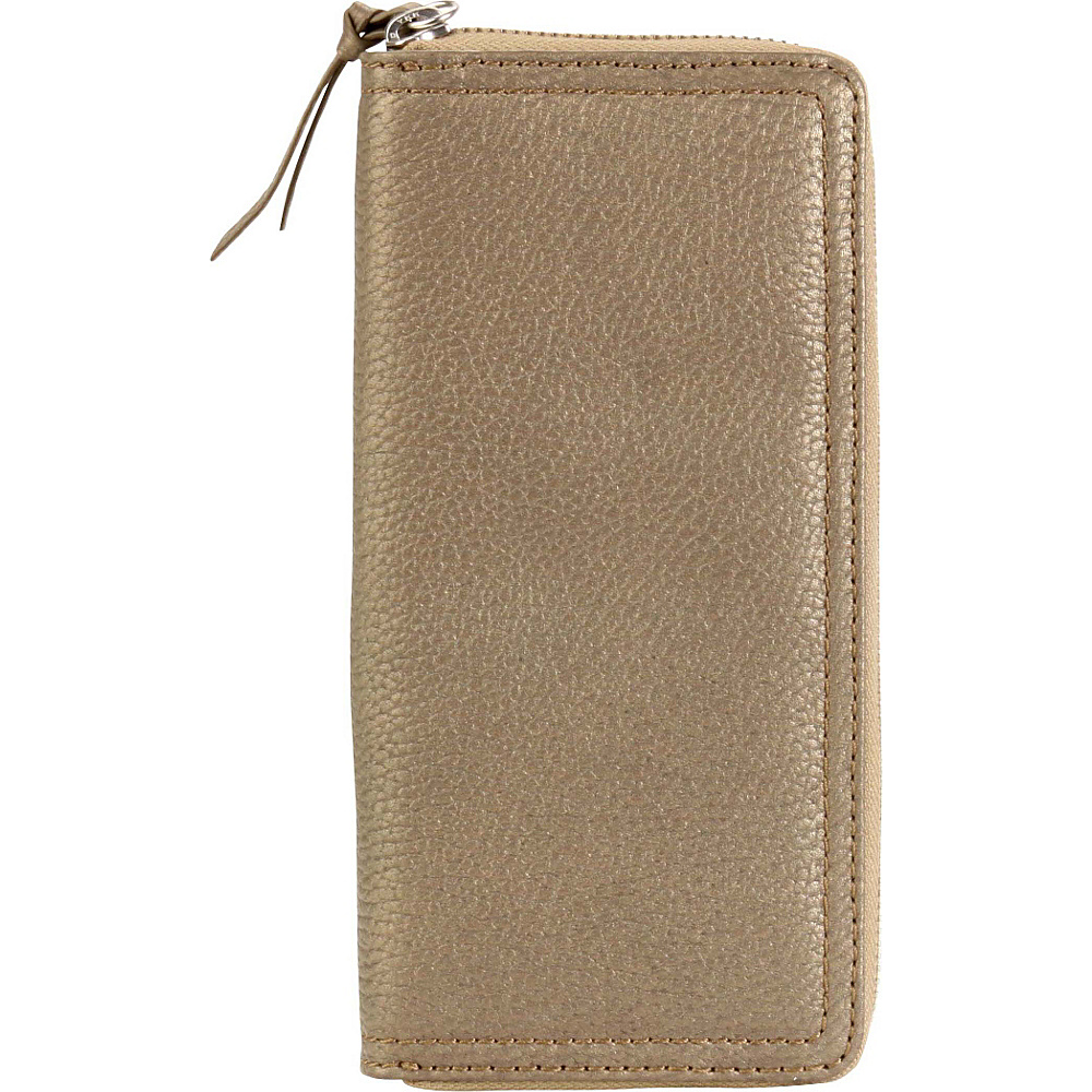 Hadaki Billfold Wallet Bronze - Hadaki Womens Wallets - Women's SLG, Women's Wallets