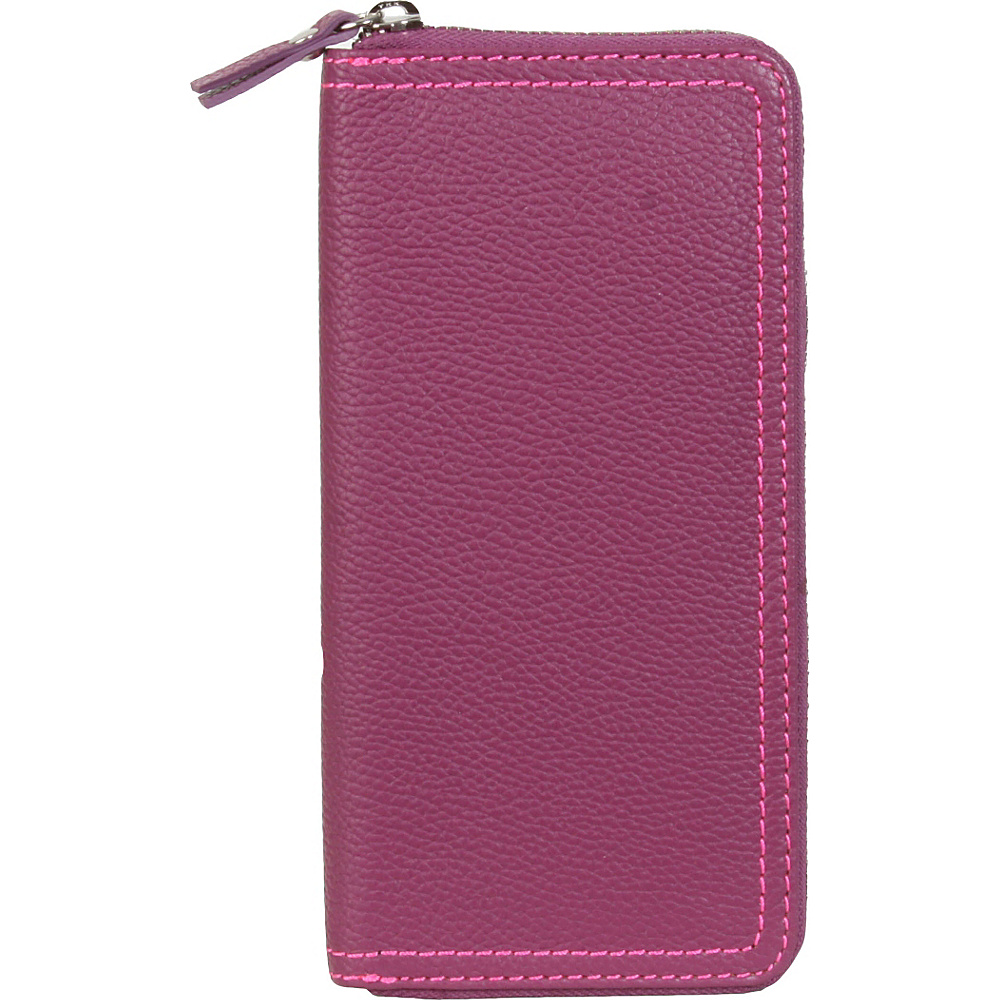 Hadaki Billfold Wallet Plum - Hadaki Womens Wallets - Women's SLG, Women's Wallets