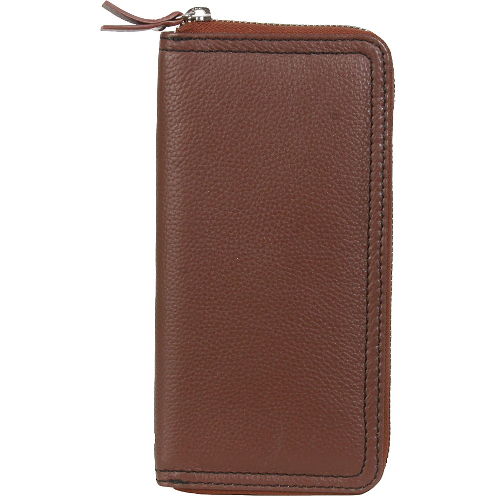 Hadaki Billfold Wallet Cognac - Hadaki Womens Wallets - Women's SLG, Women's Wallets