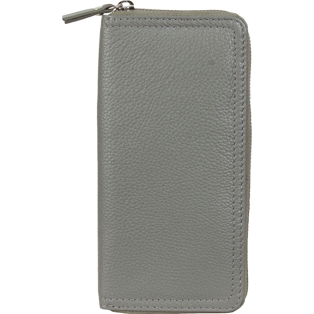Hadaki Billfold Wallet Pewter - Hadaki Womens Wallets - Women's SLG, Women's Wallets