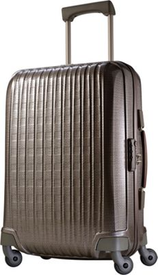 Hartmann Luggage Innovaire Global Carry On Spinner Earth - Hartmann Luggage Hardside Carry-On