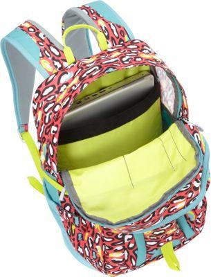 Granite Gear Champ Laptop Backpack Flint/Chromium/Neolime - Granite Gear Business & Laptop Backpacks