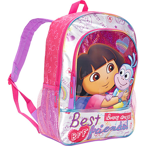 Nickelodeon Dora the Explorer Best Friends Backpack