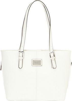 Tignanello Clean & Classic Tote Bag White - Tignanello Leather Handbags