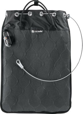 Pacsafe Travelsafe 12L GII Portable Safe Charcoal - Pacsafe Packable Bags