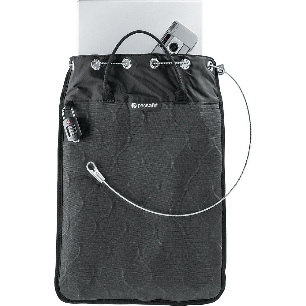 Pacsafe Travelsafe 12L GII Portable Safe Charcoal - Pacsafe Packable Bags
